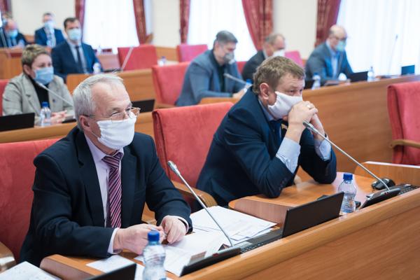 Депутаты-коммунисты против введения в области цифровых пропусков