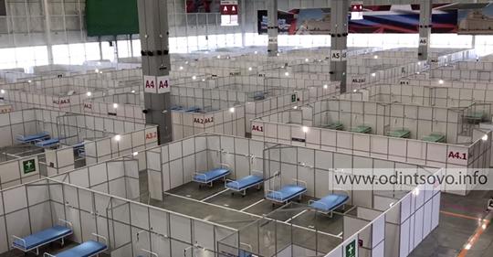 800 тысяч рублей на перепрофилирование одного койко-места под COVID-19