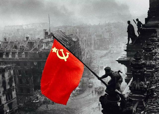 Газета «Правда». Пора вернуть плоды Великой Победы!