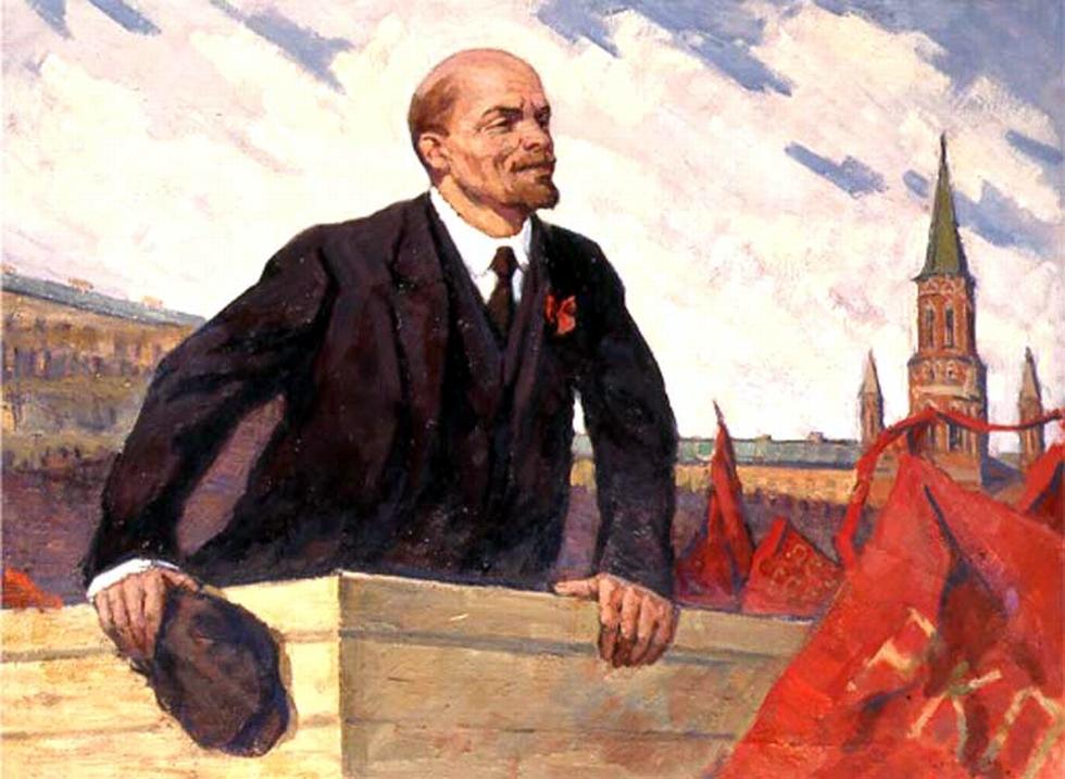 Д.Г. Новиков: Год Ленина и «Ленин как государственник»