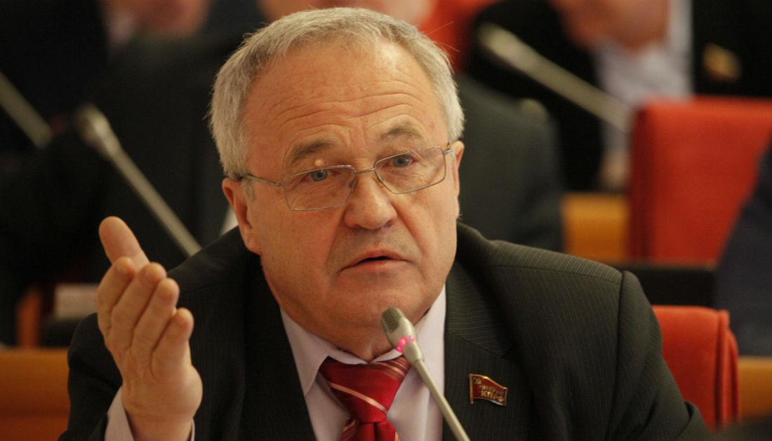 Александр Воробьев: Коммунисты будут голосовать против поправок к Конституции