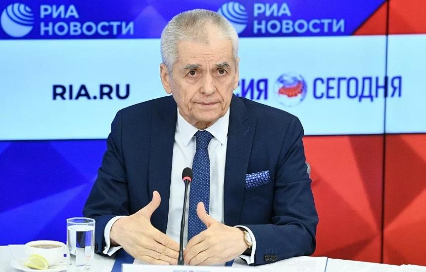 Геннадий Онищенко выступил против тотальной вакцинации россиян