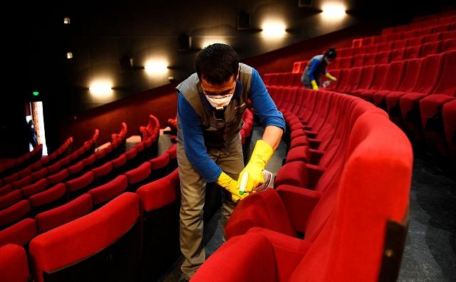 С 15 июля планируется открытие кинотеатров