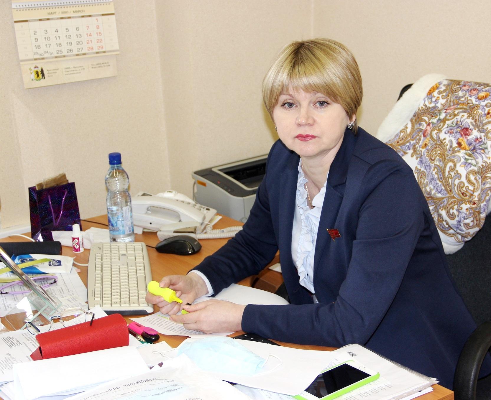 Депутатский запрос помог возобновить работу стационара в Гаврилов-Ямской ЦРБ