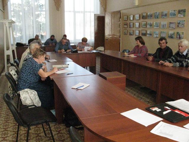 Состоялось отчётно – выборное собрание Борисоглебского районного отделения КПРФ