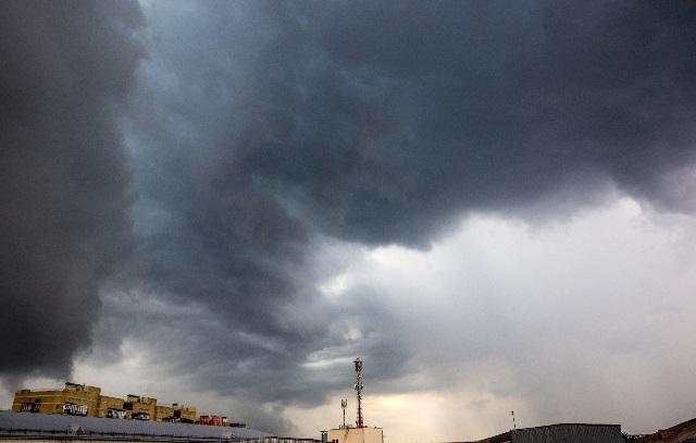 Погодная стихия в Ярославской области разбушевалась