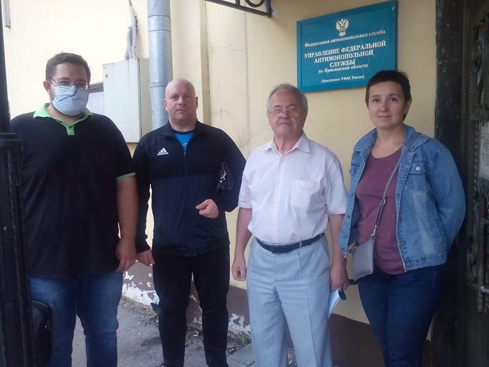 Почему жители Ярославля должны оплачивать обогрев улиц?