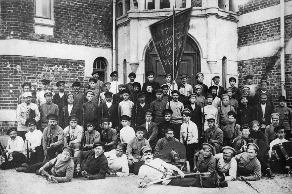 Сто один год назад, в августе 1918-го, Советская власть приступила к восстановлению Ярославля, разрушенного из-за белогвардейской авантюры