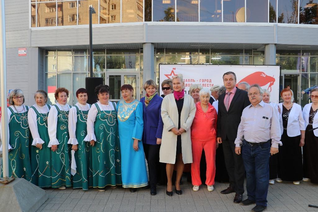 Праздник в честь Труфанова Николая Ивановича в Ярославле