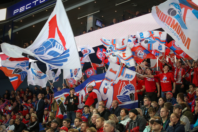 В Ярославской области спортивные матчи начнут проходить со зрителями на трибунах