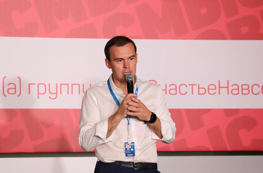Юрий Афонин на «Территории смыслов»: Главное, что приводит молодых в ряды КПРФ, это стремление бороться за справедливость и прогресс общества