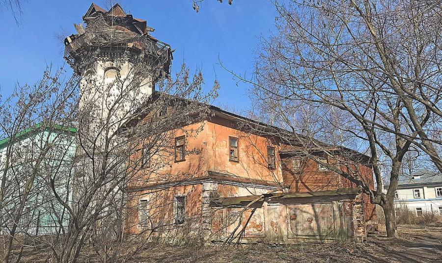 Петровский парк оказался между двух огней – сектой неоязычников и частными застройщиками