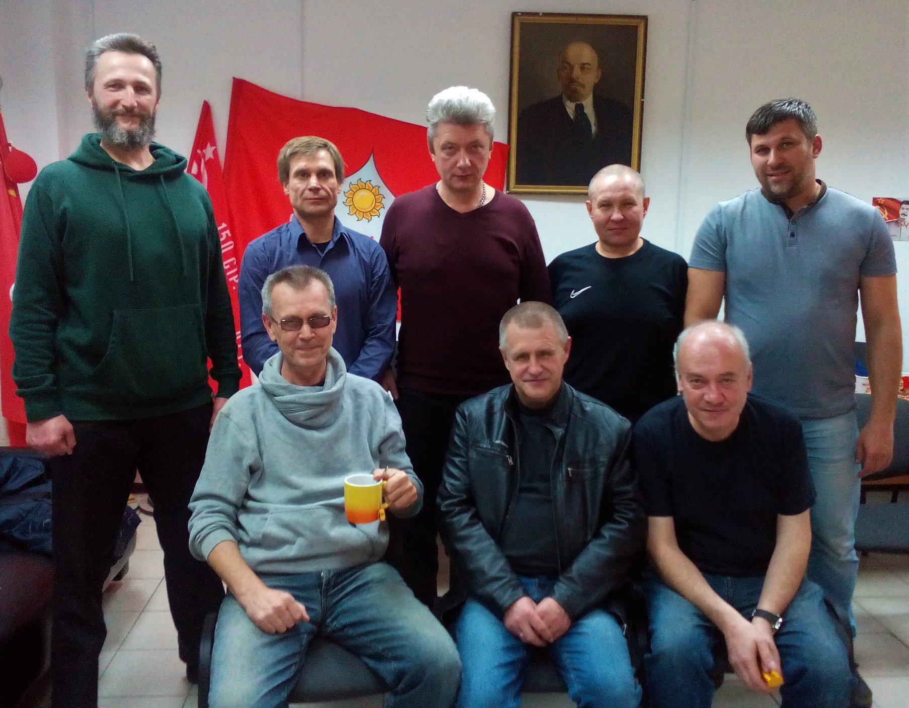 В Кировском отделении КПРФ состоялось общее собрание партийного актива