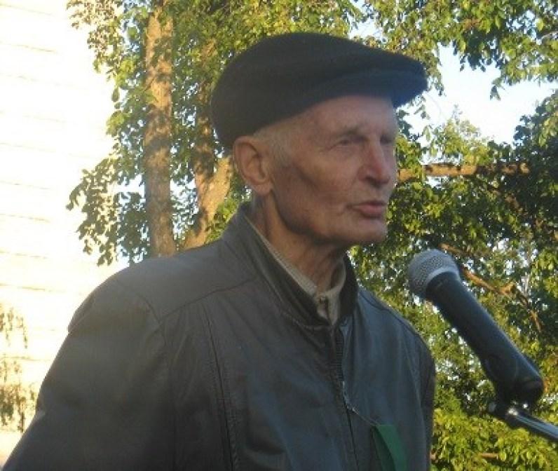 Виталий Васильевич Игнатьев отмечает 80-летие!