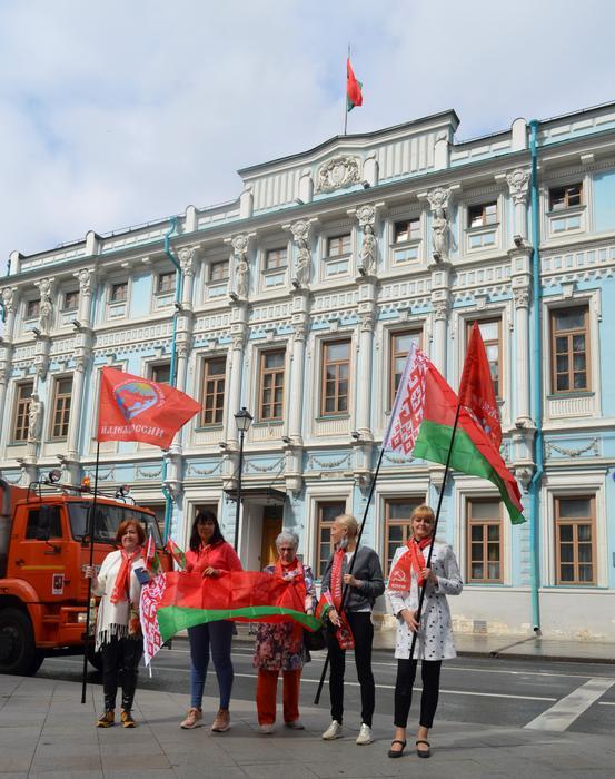 Во имя нашего общего будущего: ВЖС «Надежда России» рядом с женщинами Белоруссии