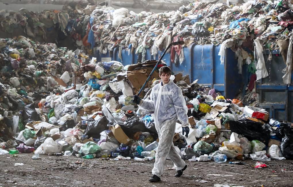 Счетная палата: Ситуация с мусорной реформой в РФ близка к катастрофе