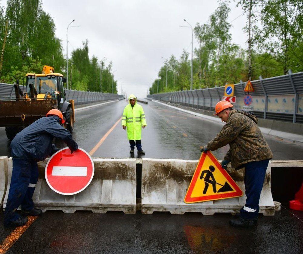 Сроки открытия Добрынинского путепровода сдвигают уже в который раз