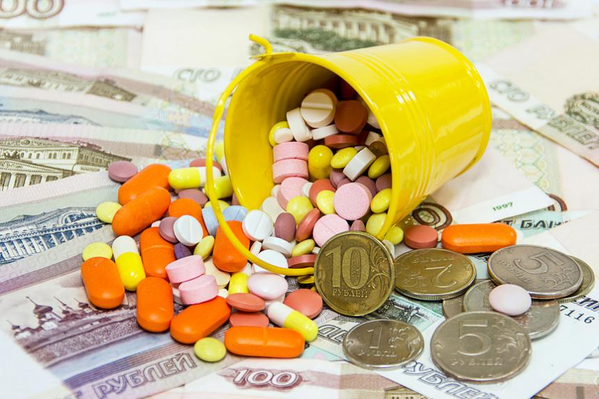 Власти России сэкономят на лекарствах для людей