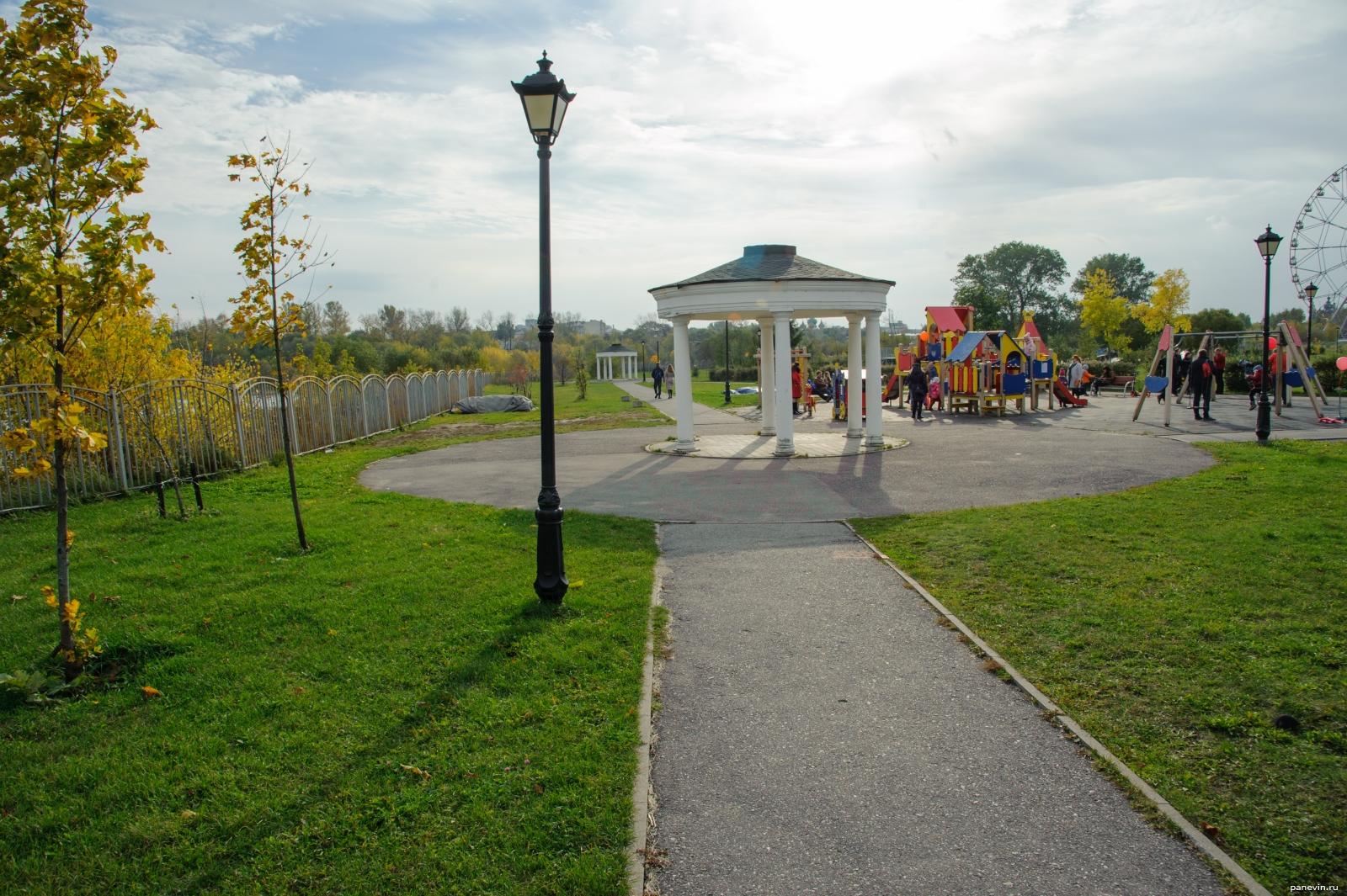 В Ярославской области вход в парки сделают платным