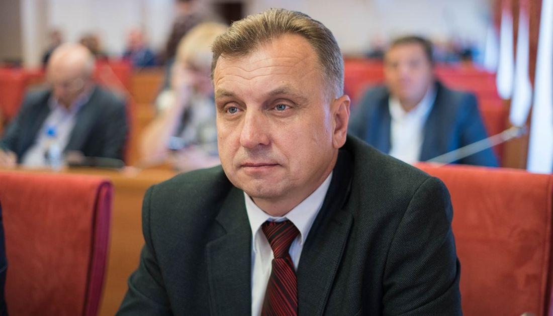 Валерий Байло за строительство новых сетей ливневой канализации в Дзержинском районе