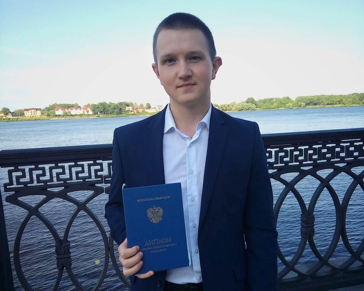 Антон Лебедев сделал свой выбор