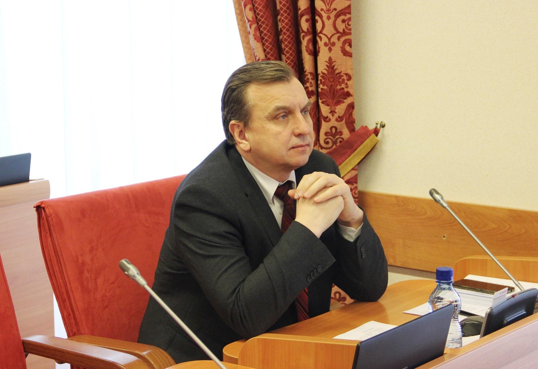 Валерий Байло: «Считаю работу комитета по здравоохранению Ярославской областной Думы недопустимой!»