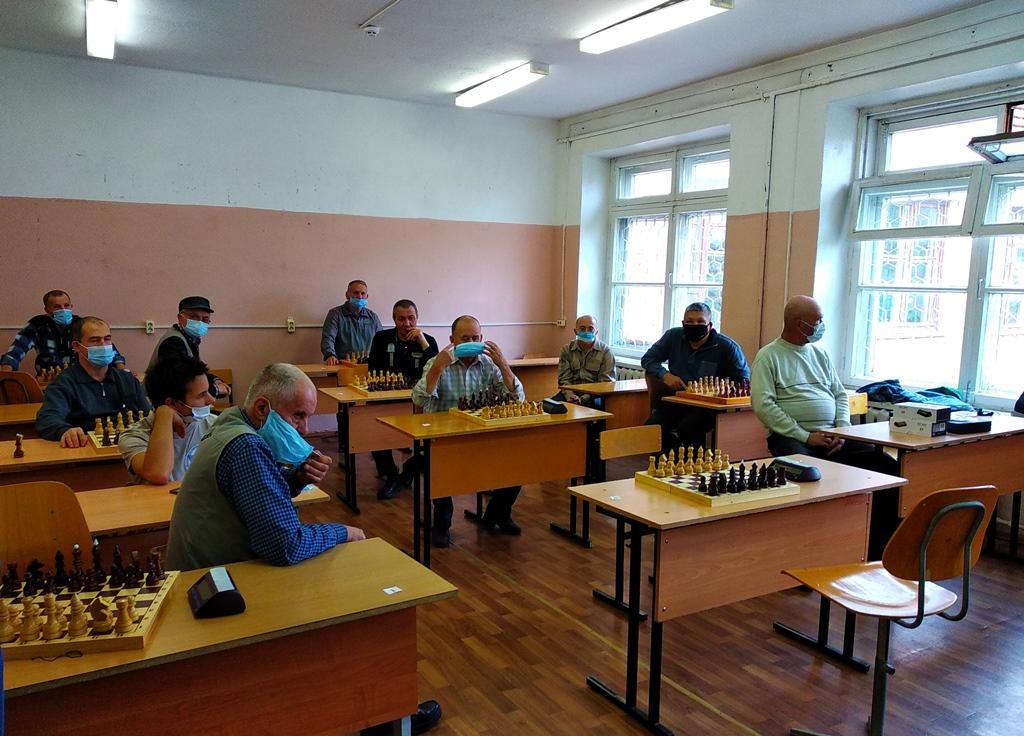 В Переславле состоялся областной турнир по активным шахматам в защиту народного президента П.Н. Грудинина