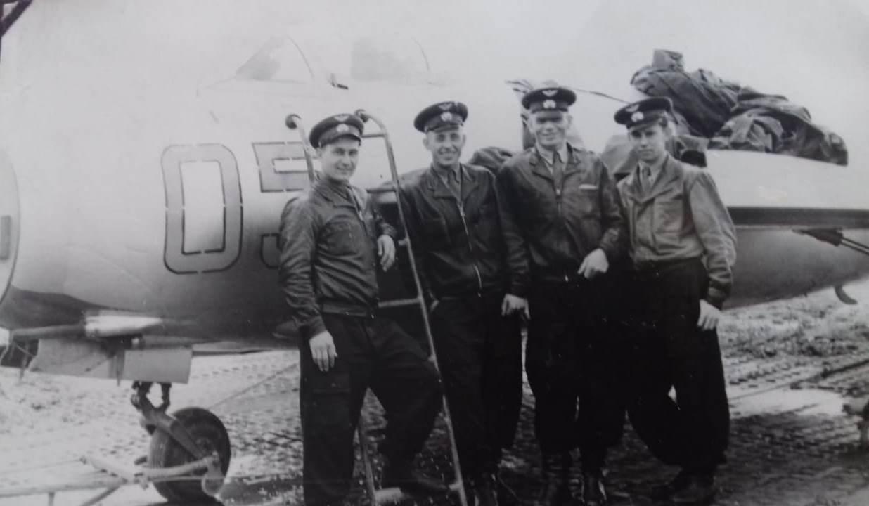 В Ярославле при содействии Российского военно-исторического общества планируют открыть мемориал «Пионерам реактивной авиации»