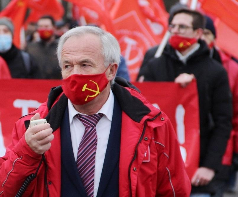 Александр Воробьев на 15 месте в рейтинге медийной активности  первых секретарей региональных отделений КПРФ