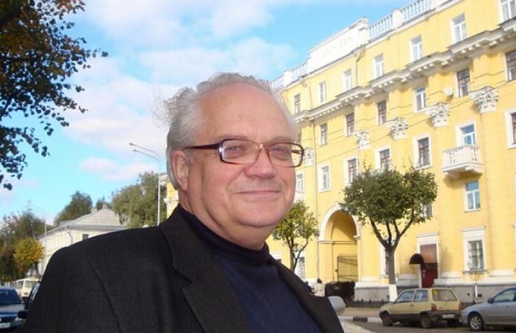 Юбилей ярославского писателя Бориса Сударушкина