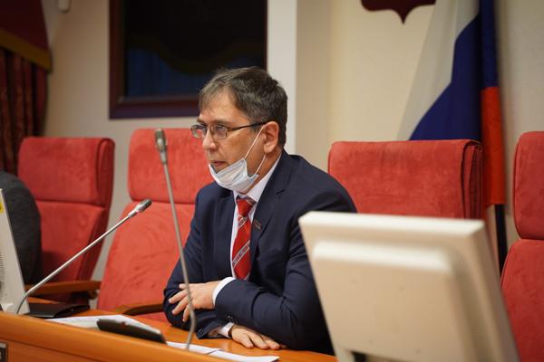 Эльхан Мардалиев предложил поручить КСП организовать внеплановую проверку работ по ремонту Добрынинского путепровода и Тутаеваского шоссе