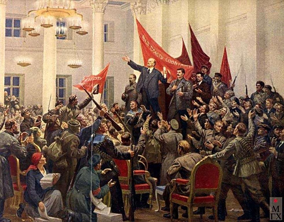 Революция, которая спасла Россию