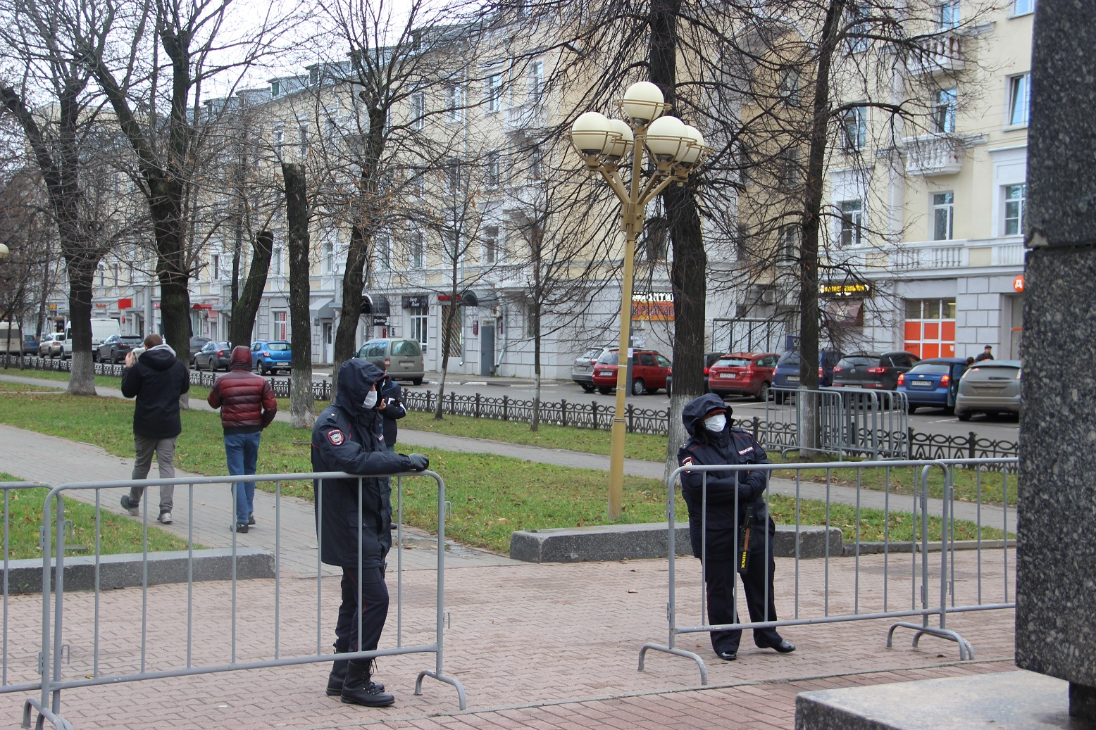 Депутат от партии власти предлагает ужесточить законодательство о проведении митингов и шествий