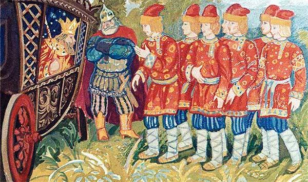 Семь Семёнов. Современная сказка Евгения Бугрова
