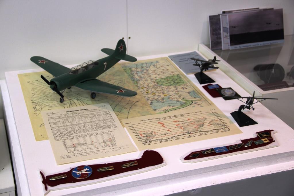 Страницы истории ярославской авиации