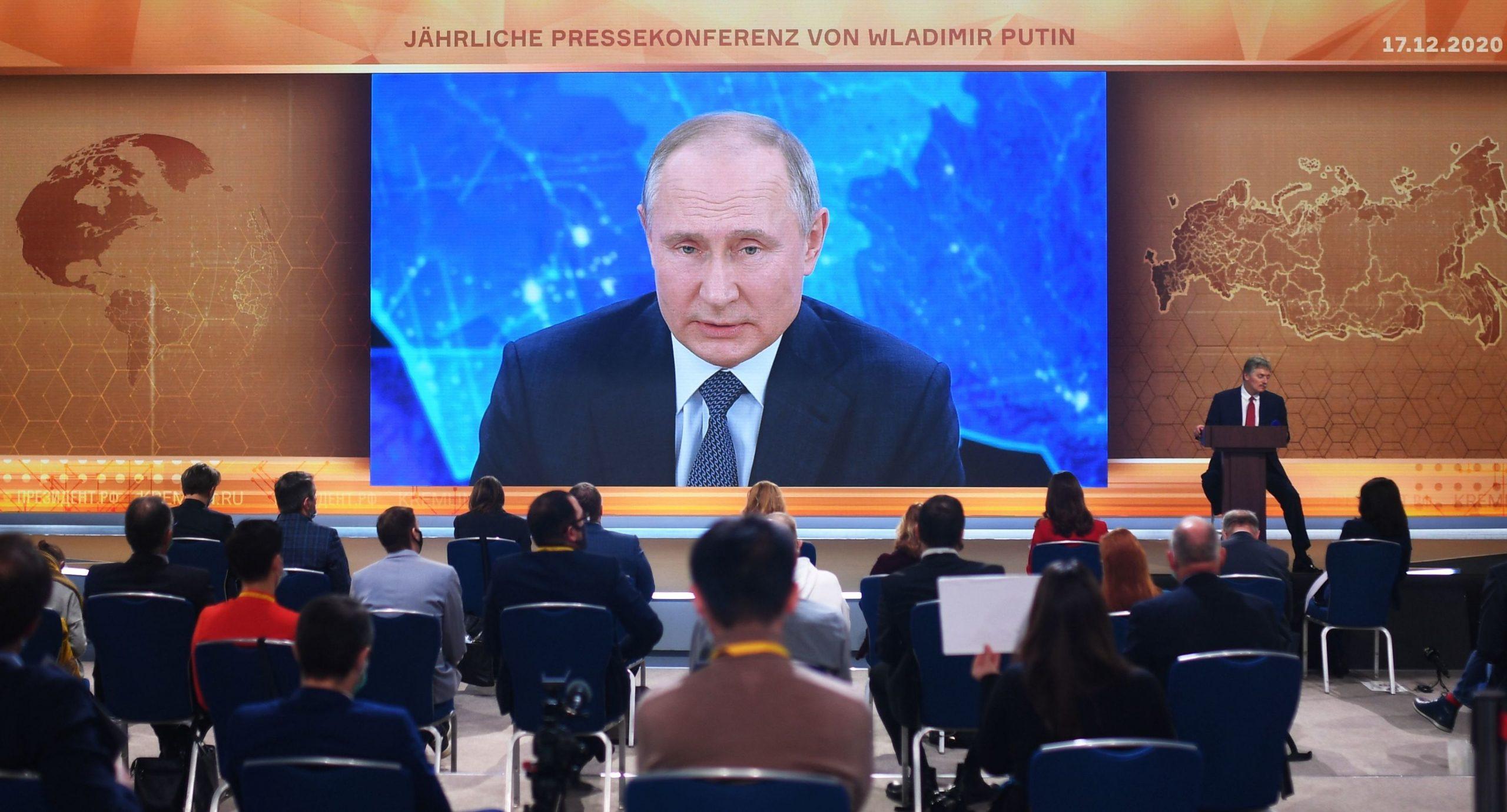 Обзор прямой линии с Путиным