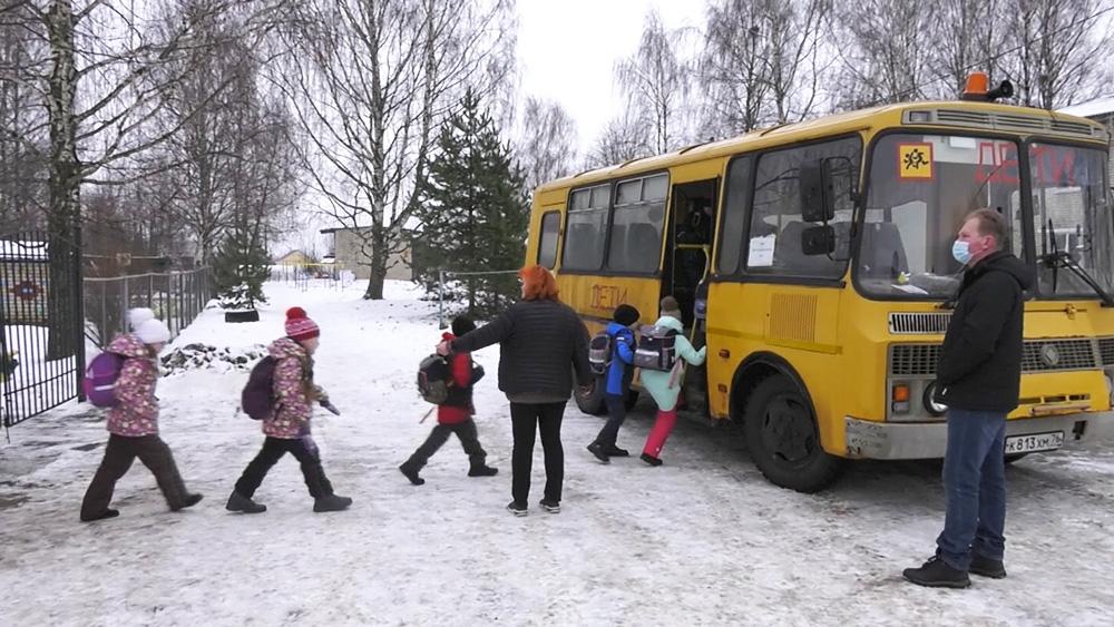 В Ярославской области дети все-таки получат новые автобусы