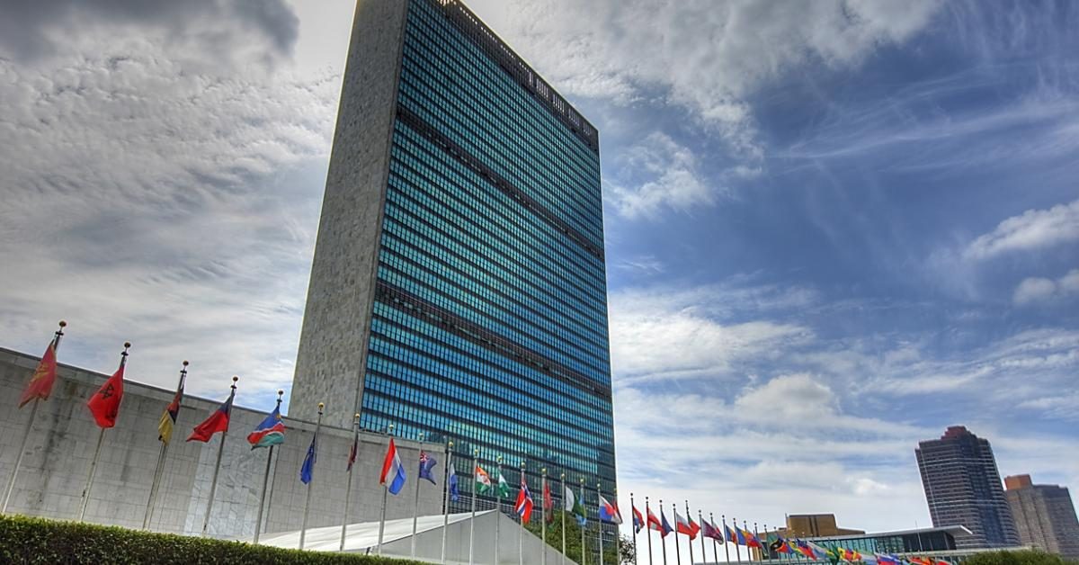 О ком велит скорбеть ООН?