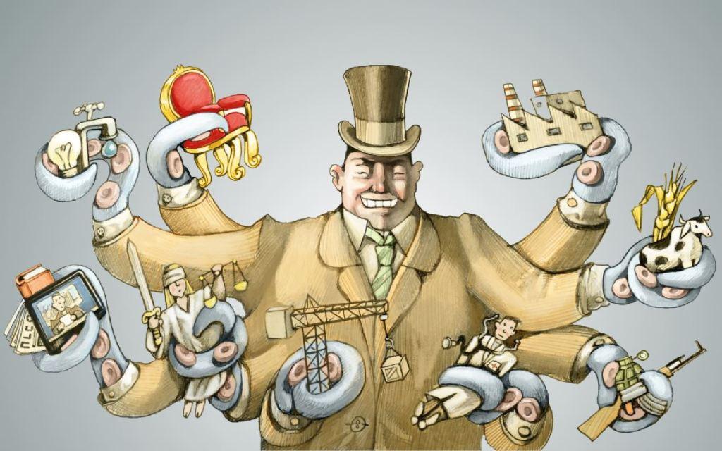 Обида мелкого буржуя, или кому служит государство в монополистическом капитализме