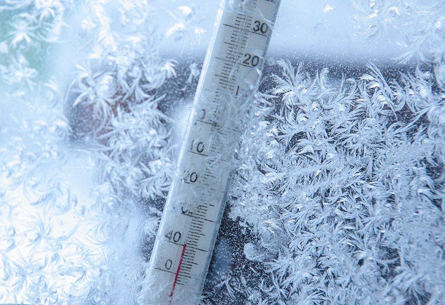 В морозы учащиеся начальных классов могут не ходить в школу