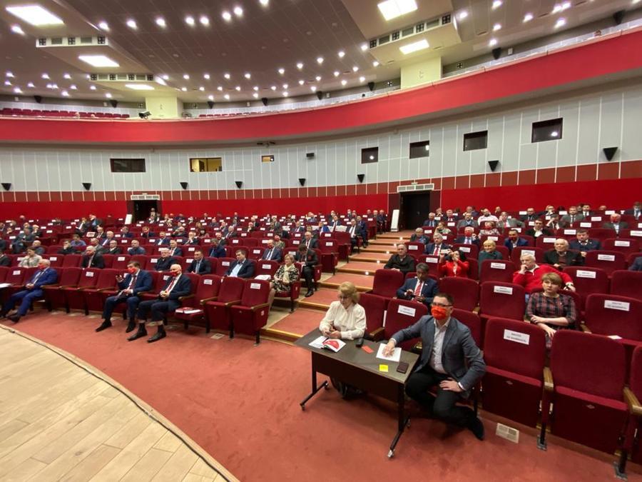 Семинар-совещание первых секретарей региональных отделений КПРФ