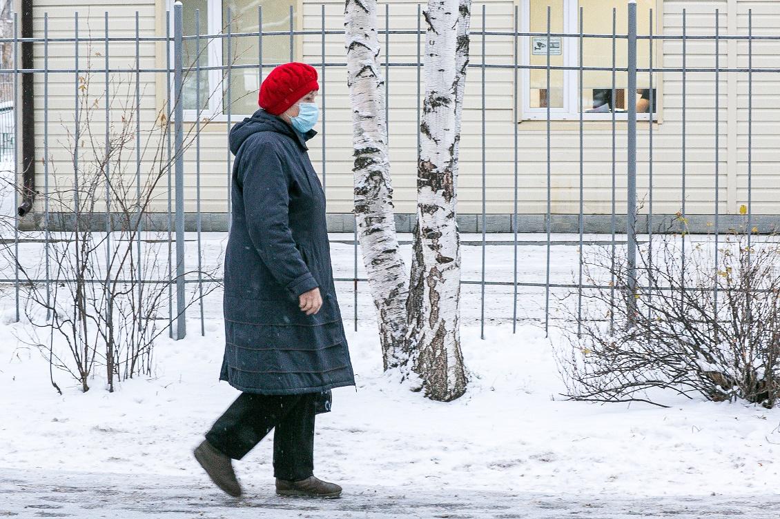 В Ярославской области продлили самоизоляцию для пожилых людей