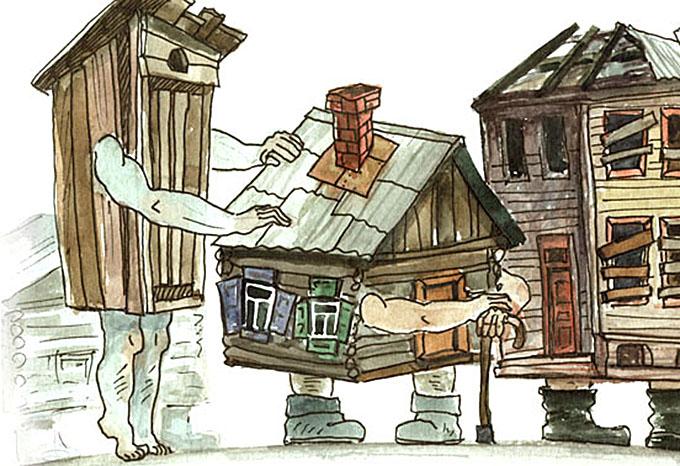 «Единая Россия» избавляется от жильцов аварийных домов