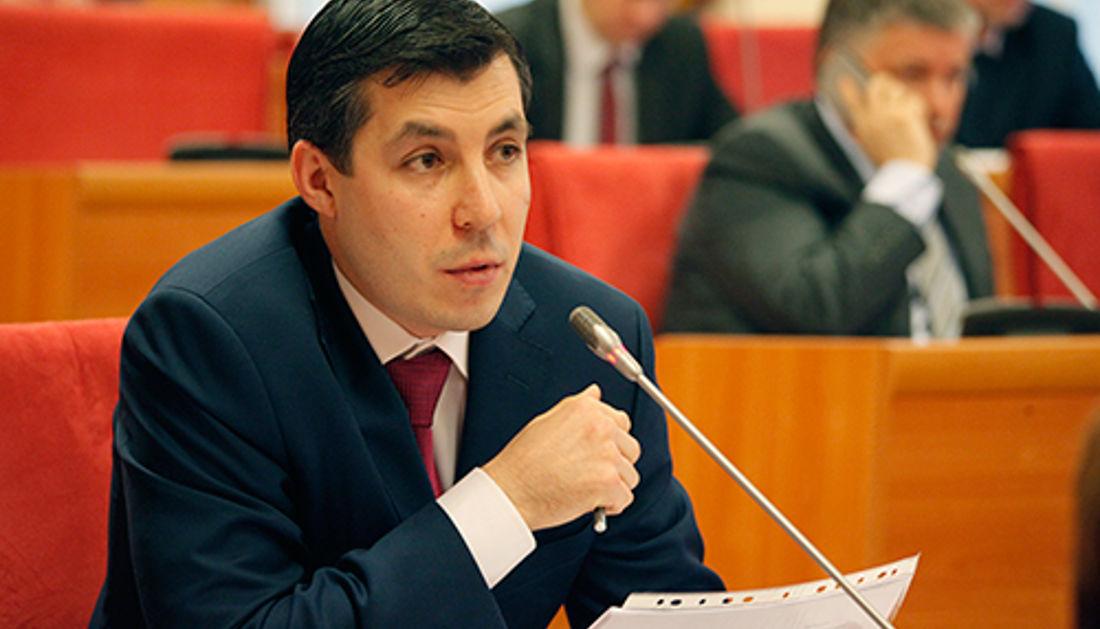 Руслан Саитгареев покидает пост директора департамента здравоохранения Ярославской области