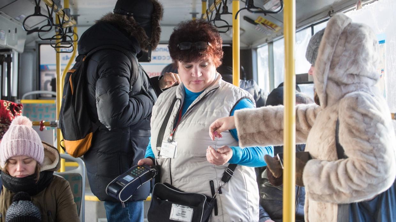 Вместо кондукторов в ярославском транспорте установят валидаторы