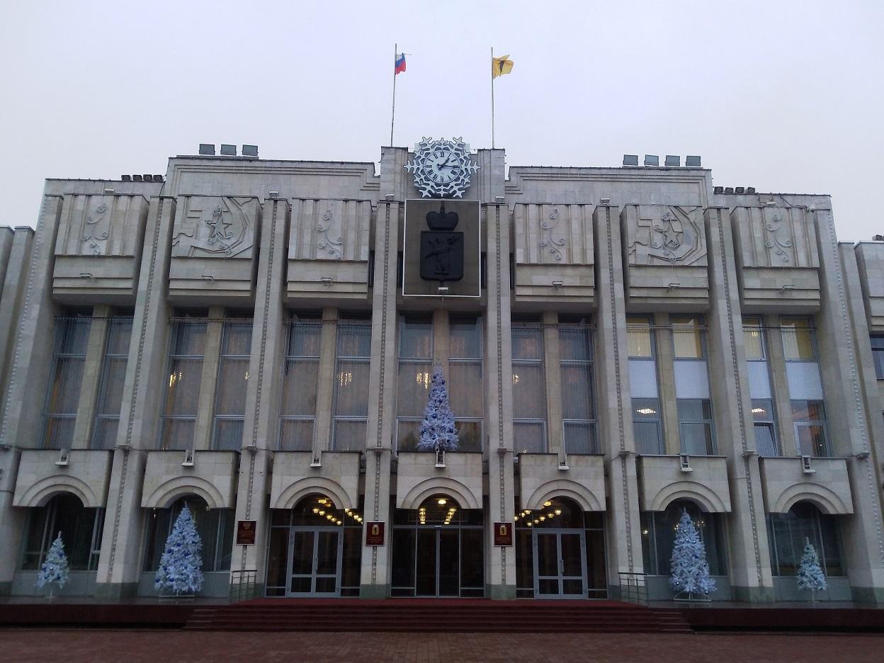 Непонятки со строительством ковид-госпиталя в Ярославле
