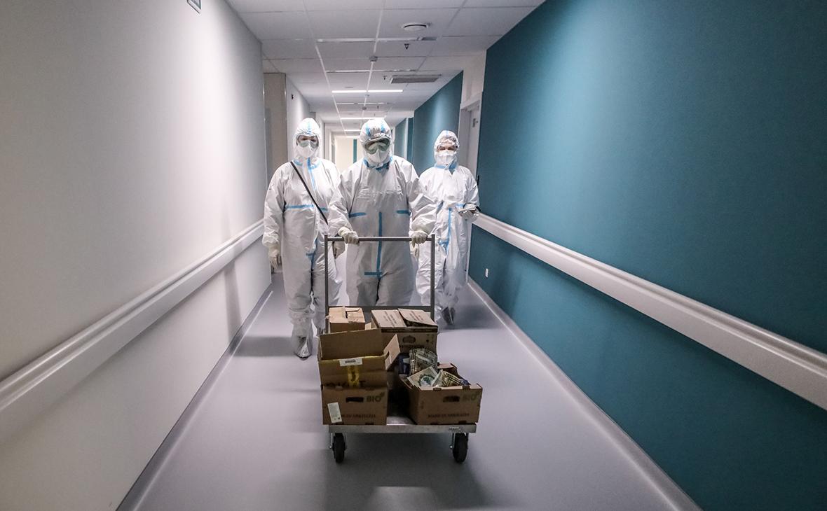 Отмывали деньги под видом борьбы с пандемией