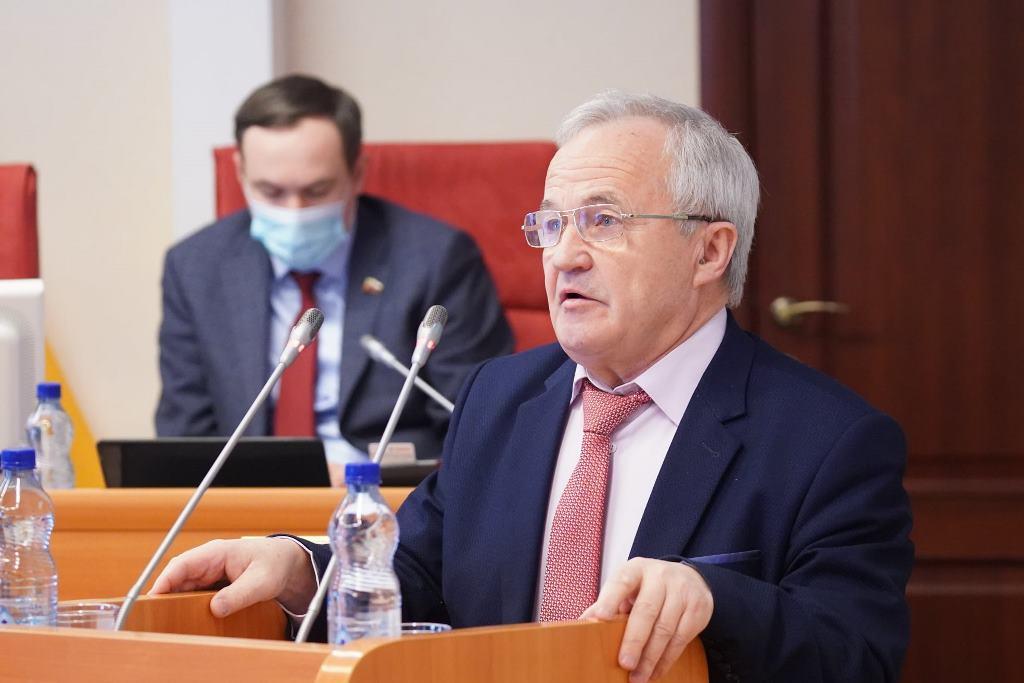 Не удивили — председателем Ярославской областной Думы стал кандидат от «Единой России»