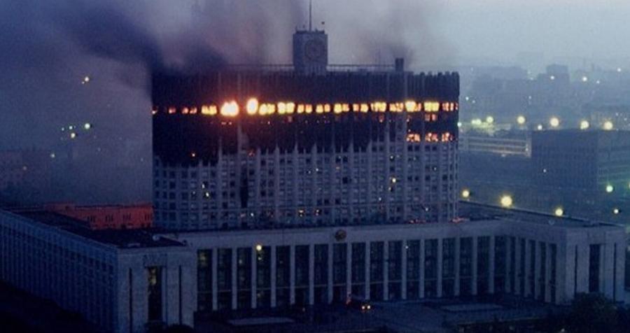 Для большинства жителей России Ельцин – это олицетворение катастрофы