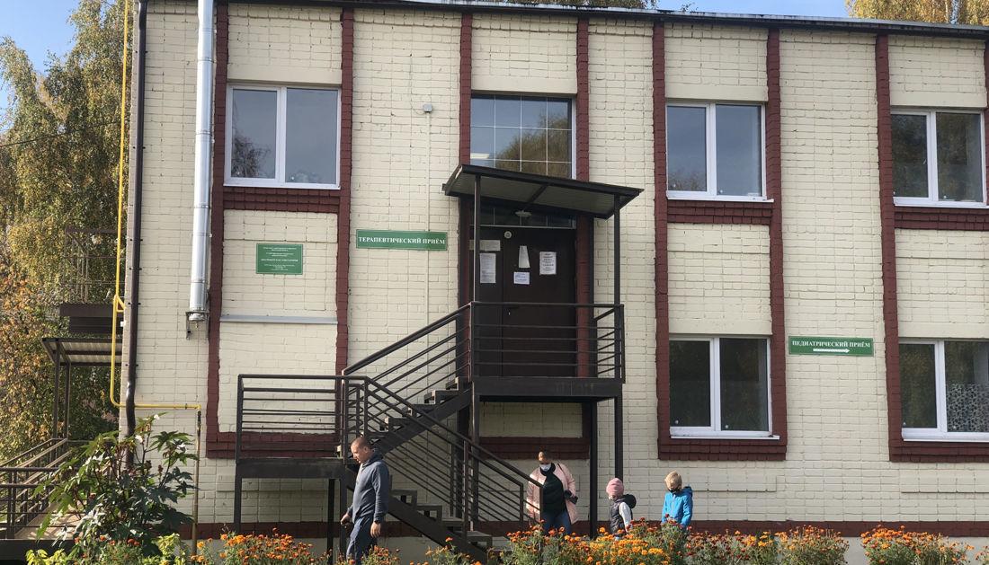 Для «губернаторской» поликлиники в Красном Бору нет места